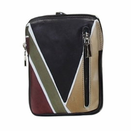 BUSINESS CAMOUFLAGE TRIANGOLO MAN BAG