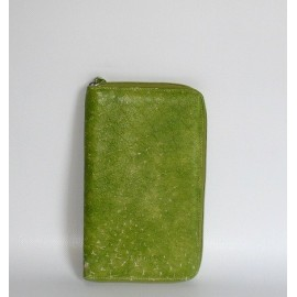 DOCUMENT-WALLET GREEN PYTHON