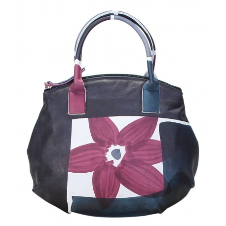ACQUERELLO WINE FIORE HANDBAG