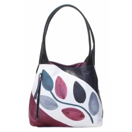 ACQUERELLO WINE RAMO HANDBAG