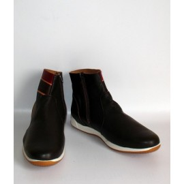 MAN ANKLE BOOTS MARRONE BETA
