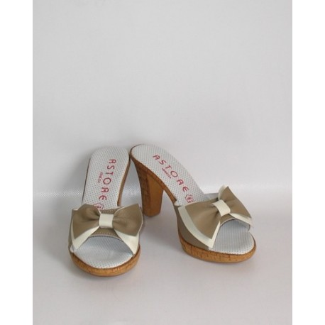 SHOES H.H. TAUPE ICE