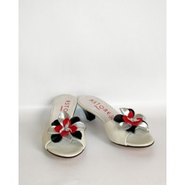 ICE RED SANDALS