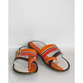 MAN SLIPPERS TERRA GEOMETRIC