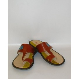 MAN SLIPPERS ACCADEMIA LEATHER