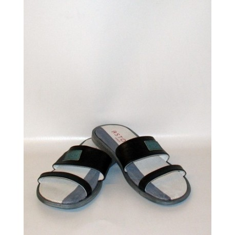 SHOES ACCADEMIA BLACK