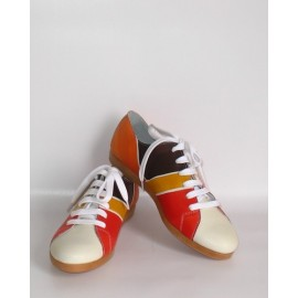 WOMAN SNEAKERS TERRA TRIANGOLO