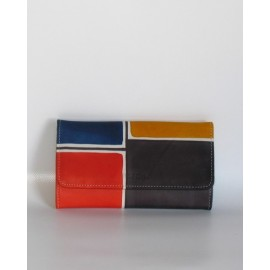 WALLET OPTICAL QUADRI