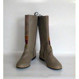 TAUPE ALBA BOOTS