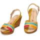SANDALS ACQUERELLO CREMA BETA
