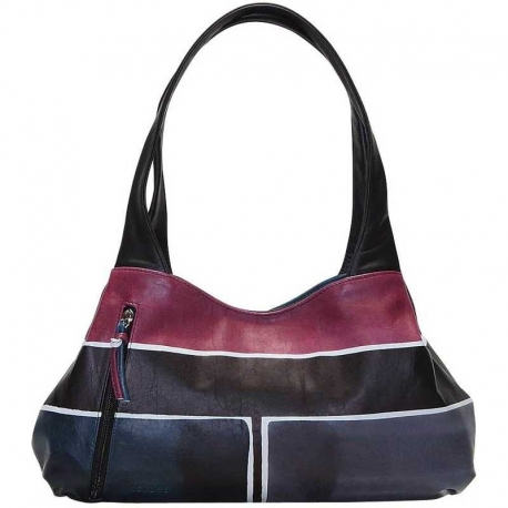 HANDBAG ACQUERELLO WINE BETA