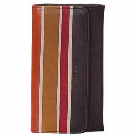 WALLET BROWN ALBA