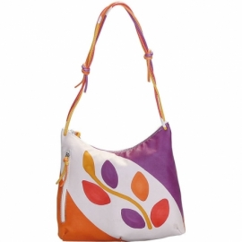 ACQUERELLO PLATINO RAMO SUMMER HANDBAG