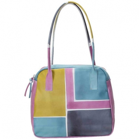 ACQUERELLO ICE SQUARE HANDBAG
