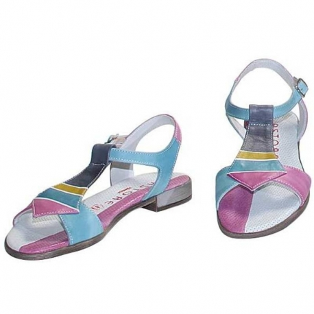 ACQUERELLO ICE ALBA SANDALS 2