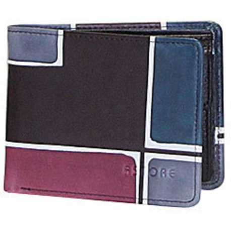 WINE GEOMETRICO MAN WALLET