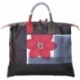 HANDBAG ACQUERELLO BLACK FIORE