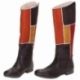 BOOTS ACQUERELLO BROWN SPIRE