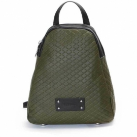 BACKPACK GRATA VERDE E NERO