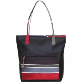 BORSA WINTER NERO BLACK ALBA