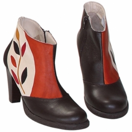 BOOTS ACQUERELLO BROWN RAMO