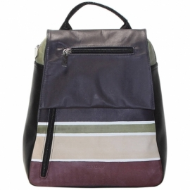 BUSINESS CAMOUFLAGE ALBA BACKPACK