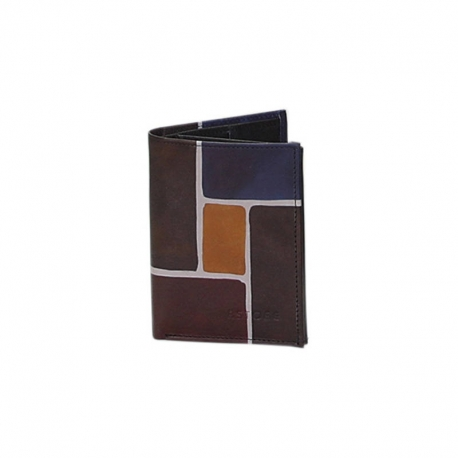 MAN WALLET NERO SPIRE