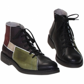 MAN SHOES CAMOUFLAGE SPIRE