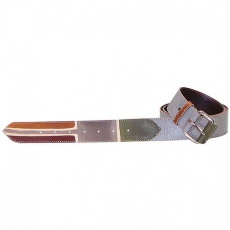 TAUPE BETA UNISEX BELT
