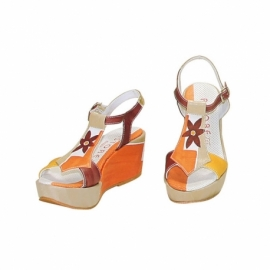 SANDALS ACQUERELLO DUNE FIORE