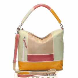 HANDBAG ACQUERELLO OASI SCALA