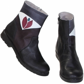 BOOTS ACQUERELLO WINE TULIPANO