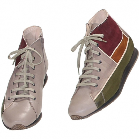 SNEAKERS MAN TAUPE SCALA