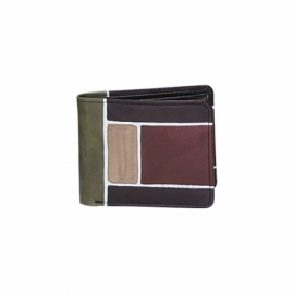 CAMOUFLAGE SCALA MAN WALLET