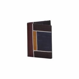 MAN WALLET GR/NERO SCALA