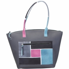 WINTER GRIGIO SPIRE HANDBAG