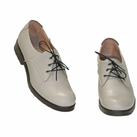 SNEAKERS SAN MARCO SAFFIANO TAUPE