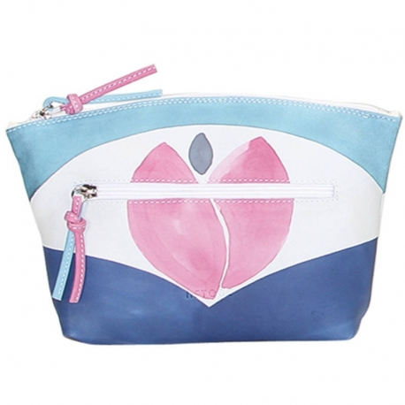 ACQUERELLO CRISTALLO TULIPANO SMALL HANDBAG
