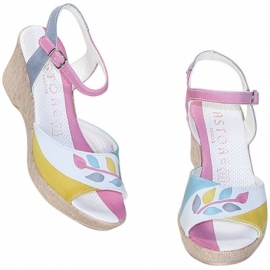 ACQUERELLO ICE RAMO SANDALS