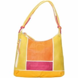 ACQUERELLO AVORIO SCALA HANDBAG