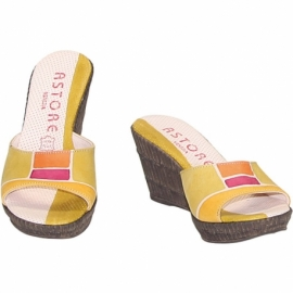 ACQUERELLO AVORIO SCALA SANDALS