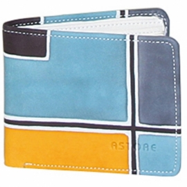 SOLE GEOMETRICO MAN WALLET