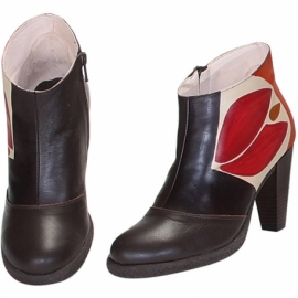 BOOTS ACQUERELLO BROWN TULIPANO