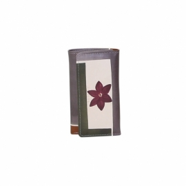 TAUPE FIORE WALLET