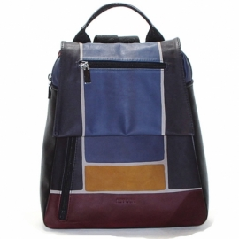 BUSINESS GR/NERO SCALA BACKPACK