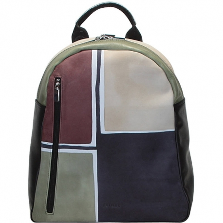 BUSINESS CAMOUFLAGE GEOMETRICO BACKPACK