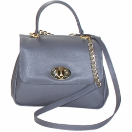 PIAZZA SAN MARCO GREY HANDBAG