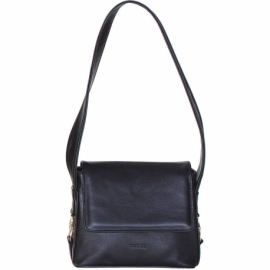 DEA BLACK SMALL HANDBAG