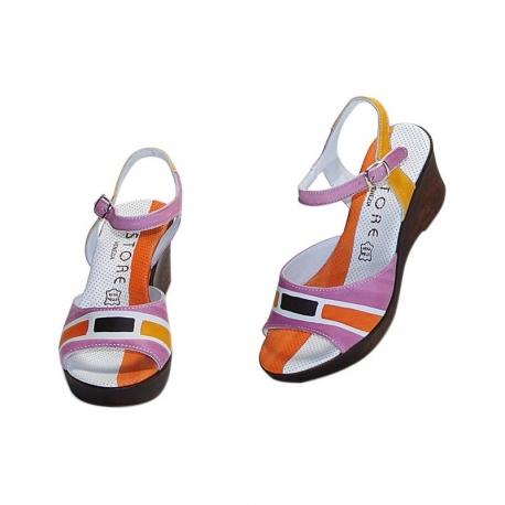 ACQUERELLO SPEZIE TRIAL SANDALS