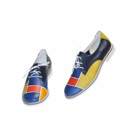 SHOES ACQUERELLO BLUE SPIRE